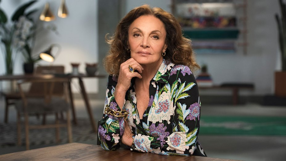 Diane Von Furstenberg Teaches Building a Fashion Brand