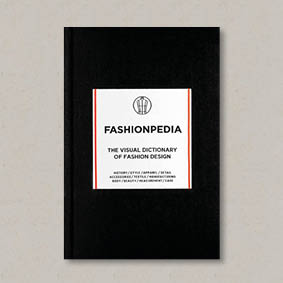 Buy Fashionpedia - The Visual Dictionary Of Fashion Design