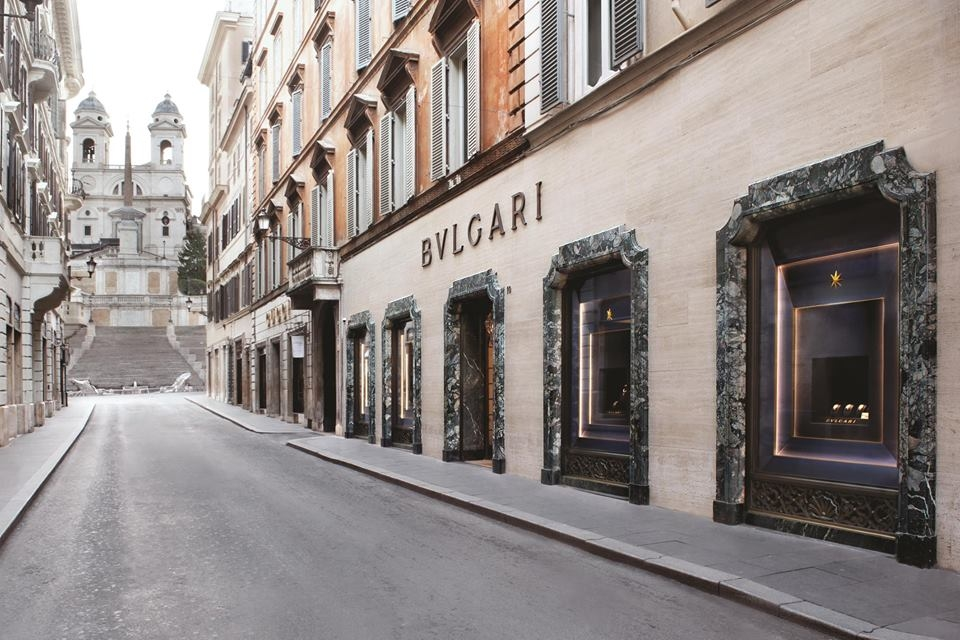 Bulgari Cover image